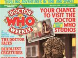 Doctor Who Weekly Vol 1 27