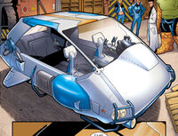 Fantasti-Car (Earth-1610) from Ultimate Fantastic Four Vol 1 10 0001