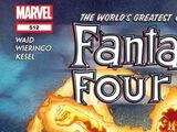 Fantastic Four Vol 1 512