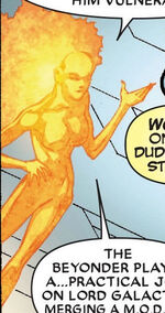 Frankie Raye (Earth-90211) from What If? Iron Man Demon in an Armor Vol 1 1 0001