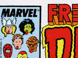 Fred Hembeck Destroys the Marvel Universe Vol 1 1