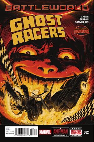 Ghost Racers Vol 1 2