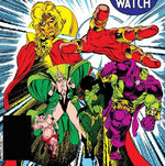 Infinity Watch (Earth-616) from Warlock and the Infinity Watch Vol 1 2 cover 001