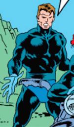 James McDonald (Earth-616) from New Mutants Vol 1 6