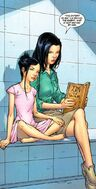 Laura Kinney & Sarah Kinney (Earth-616) from X-23 Vol 1 2 0001