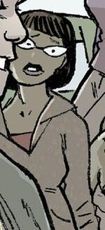 Lisa (Earth-616) Captain America Vol 1 616