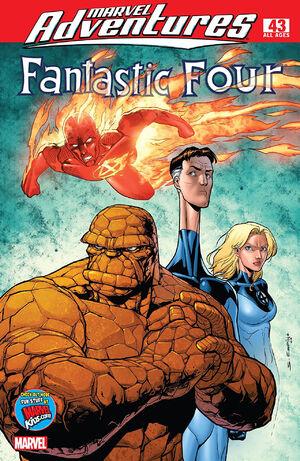 Marvel Adventures Fantastic Four Vol 1 43