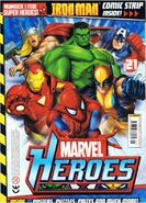 Marvel Heroes (UK) Vol 1 21