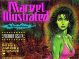 Marvel Illustrated: The Swimsuit Issue Vol 1 1
