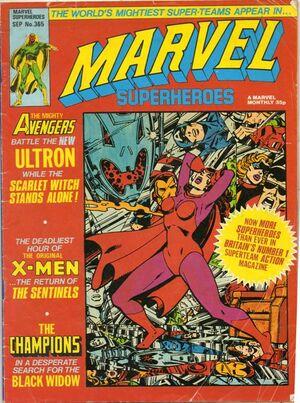 Marvel Super-Heroes (UK) Vol 1 365