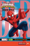 Marvel Universe Ultimate Spider Man Web Warriors Spider-Verse Vol 1 2