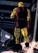 Matthew Murdock (Earth-616) finally catches up with the Fixer in Daredevil Yellow Vol 1 2