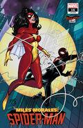 Miles Morales Spider-Man Vol 1 16 Spider-Woman Variant