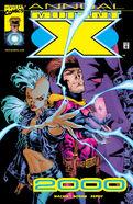 Mutant X Annual Vol 1 2