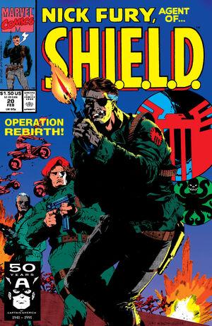Nick Fury, Agent of S.H.I.E.L.D. Vol 3 20