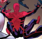 Peter Parker (Earth-Unknown) from Spider-Geddon Vol 1 5 002