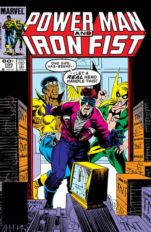 Power Man and Iron Fist Vol 1 105