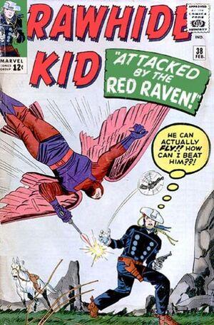 Rawhide Kid Vol 1 38