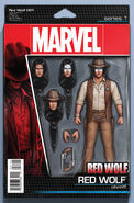 Red Wolf Vol 2 1 Action Figure Variant