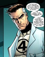 Reed Richards (Earth-616) from Amazing Spider-Man Vol 1 692 001