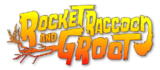 Rocket Raccoon and Groot (2015) logo