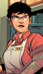 Sally (Fallon) (Earth-616) from Squadron Supreme Vol 4 7 001