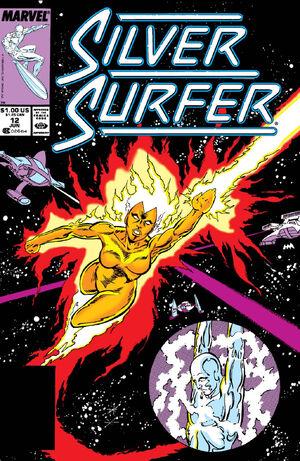 Silver Surfer Vol 3 12