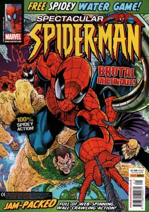 Spectacular Spider-Man (UK) Vol 1 121