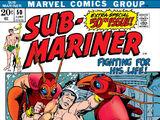 Sub-Mariner Vol 1 50