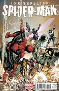 Superior Spider-Man Vol 1 1 Hastings Variant