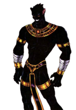 T'Challa (Earth-2301) from Marvel Mangaverse Eternity Twilight Vol 1 1 0001
