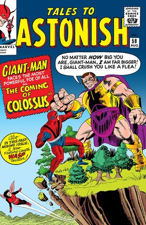 Tales to Astonish Vol 1 58