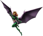 Tamara Kurtz (Earth-12131) from Marvel Avengers Alliance 001