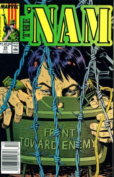 The 'Nam Vol 1 25