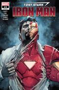 Tony Stark Iron Man Vol 1 15