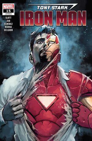 Tony Stark Iron Man Vol 1 15