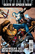 Ultimate Avengers vs. New Ultimates Vol 1 1 Variant 2