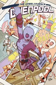 Unbelievable Gwenpool Vol 1 17 Textless