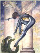 Uncanny Avengers Vol 1 8 Manara Variant Textless