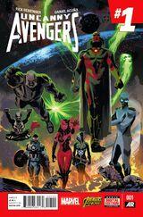 Uncanny Avengers Vol 2 1