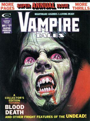 Vampire Tales Annual 1