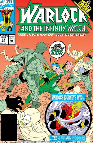Warlock and the Infinity Watch Vol 1 22