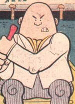 Wilson Fisk (Earth-89768) from Fred Hembeck Destroys the Marvel Universe Vol 1 1 0001