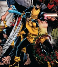 X-Men (Earth-12467) from Cable & Deadpool Vol 1 46 0001