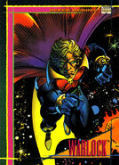 Adam Warlock (Earth-616) from Marvel Universe Cards Series IV 0001