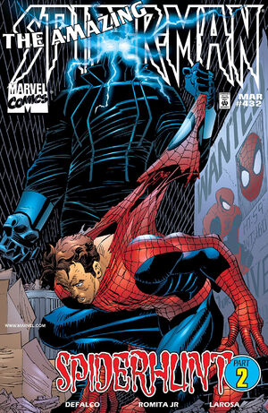 Amazing Spider-Man Vol 1 432