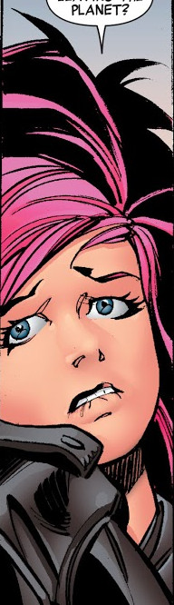 Annie (Noh-Varr) (Earth-616) from Avengers Vol 4 26 0001