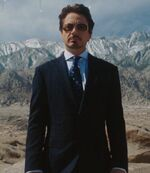Anthony Stark (Earth-199999) from Iron Man (film) 004