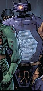 Arnim Zola (Earth-12591) from Marvel Zombies Destroy! Vol 1 4 0001