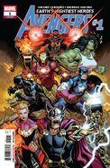 Avengers Vol 8 1